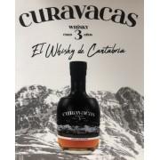 WHHISKY CURAVACAS 3 AÑOS, 70 CL.