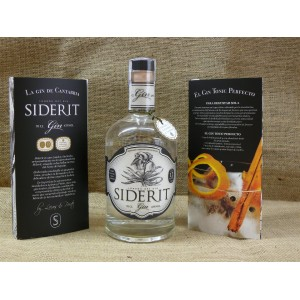 GIN SIDERIT 70CL.