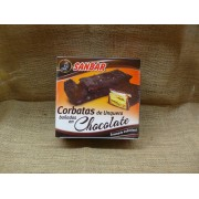 CORBATAS DE CHOCOLATE SANBAR