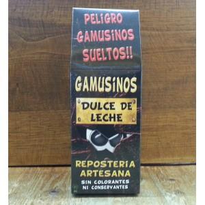 GAMUSINOS DULCE DE LECHE