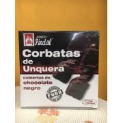 CORBATAS DE CHOCOLATE  PINDAL 6unidades