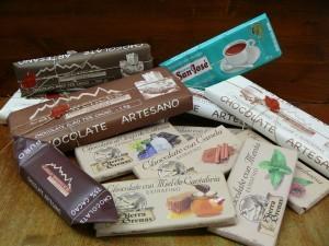 Chocolates y Caramelos Artesanos